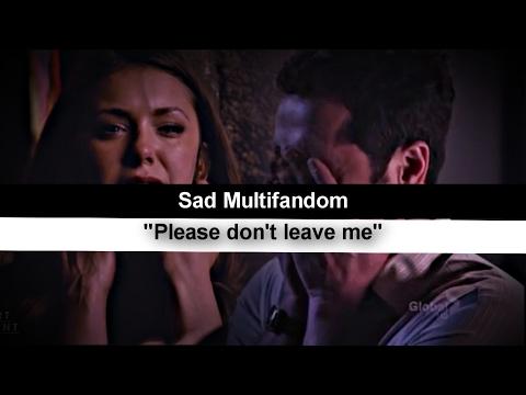 •Sad Multifandom -