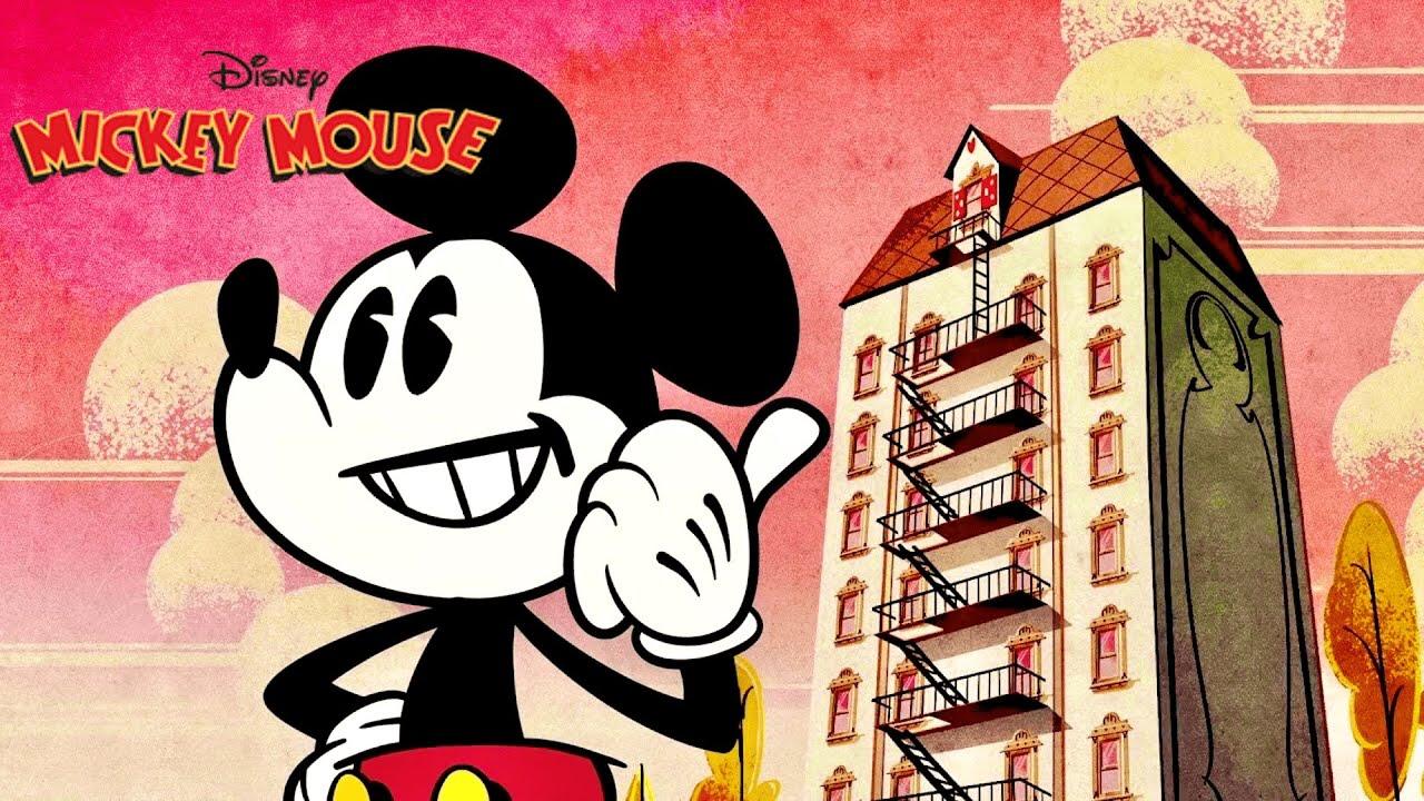 Fire Escape | หนีไฟ🔥 | Mickey Mouse Shorts (พากย์ไทย) มิคกี้เมาส์