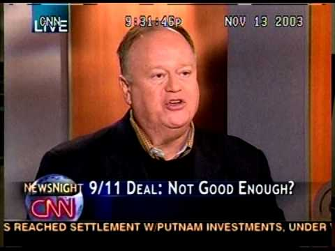 "Max Cleland on The 9/11 Commission: ""It's a scam!"""