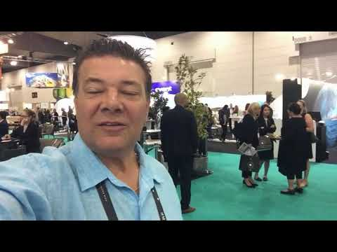 AMIE - Asia Pacific Incentive Meetings expo - day 2