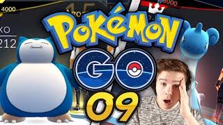 SEHR KRASSE ARENEN!!! Pokemon GO #09