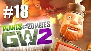 ЗАГАДКИ ДЕЙВ-БОТА! #18 Plants vs Zombies: Garden Warfare 2 (HD) играем первыми
