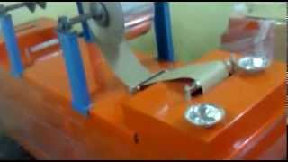 fully automatic double die dona machine 08860160203 jyoti paper plate manufacturing pvt ltd