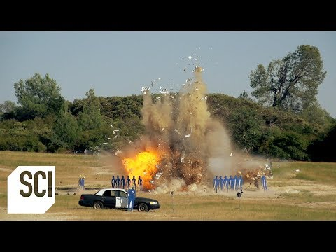 Macgyvering A Cement Truck | MythBusters