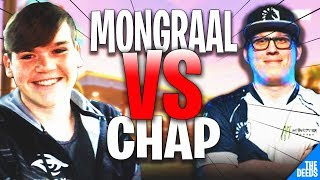 Secret Mongraal 1 VS 1 Liquid Chap | Fortnite Creative *BEST UK PLAYER VS NA*