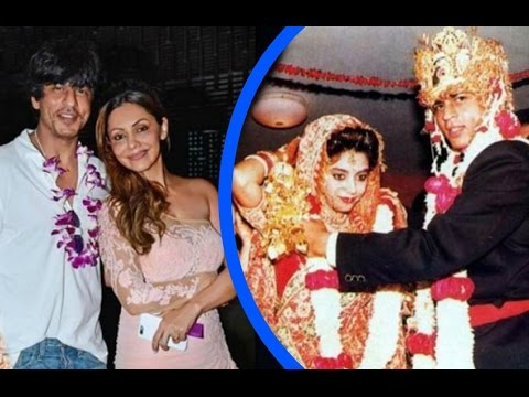 Shahrukh Khan And Gauri 25th Wedding Anniversary Party In Spain