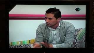 Psicoactivo entrevista K Music Claro TV