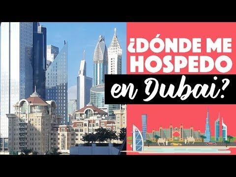 ¿Dónde Y Cuánto Cuesta Hospedarse En Dubai?