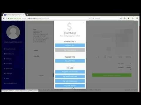 How To Purchase Bitcoin Hashrate In Hashflare Mining? Upgrade Hashrate