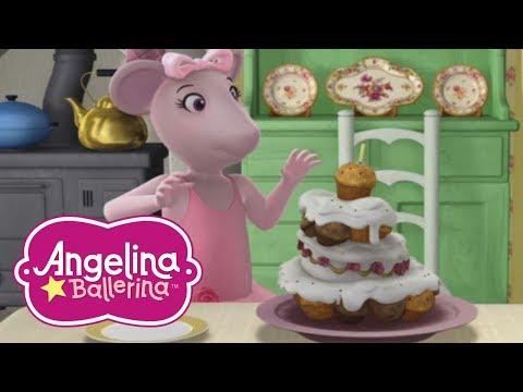 🎂 Angelina y el Regalo de Ms. Mimi (Episodio Completo)