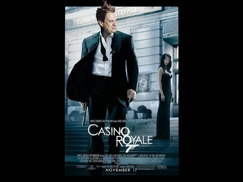 Jaret Goes to the Movies Ep.52 - Casino Royale