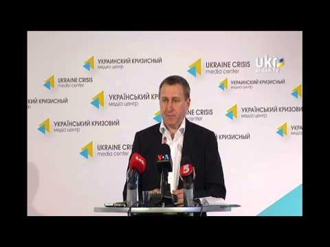 Andriy Deshchytsia. Ukraine Crisis Media Center. March 29, 2014