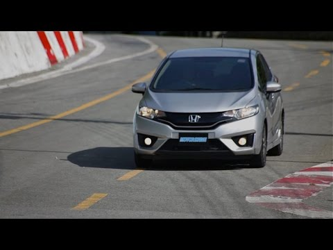 2014 Review Honda Jazz SV+ : ขับทดสอบ ฮอนด้า แจ๊ส ใหม่ ตัวท็อป