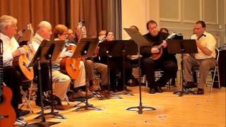 Philadelphia Mandolin Ensemble performs Beethoven