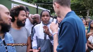 ASAP Rocky on London, new album, culture clash - Westwood