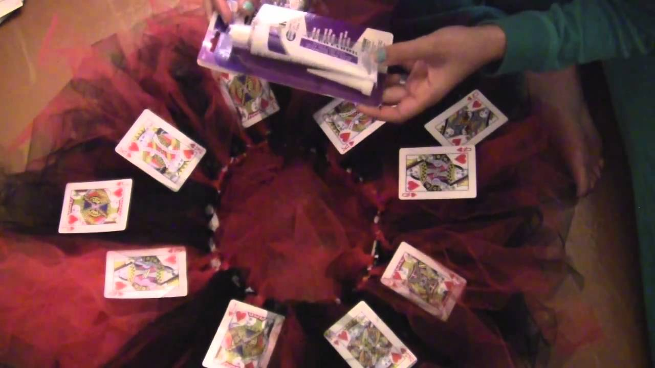 How To Queen Of Hearts Costume By Jackie
