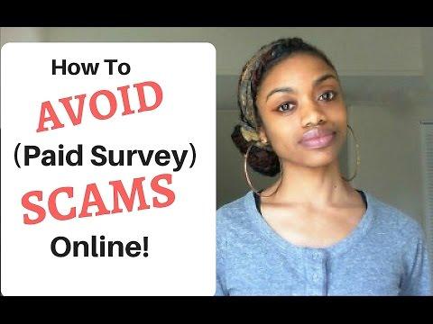 AVOID Paid Survey SCAMS + The BEST Legit Paid Survey Sites