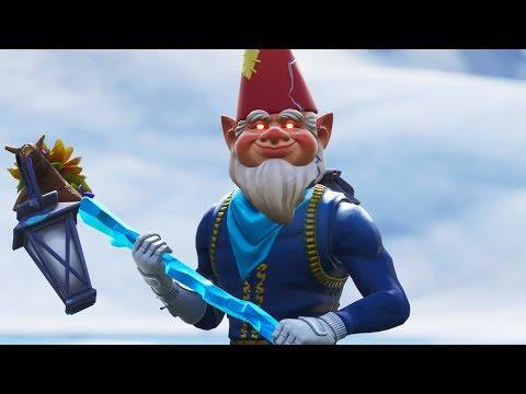 The New GNOME Skin In Fortnite..