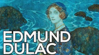 Edmund Dulac: A collection of 88 illustrations (HD)