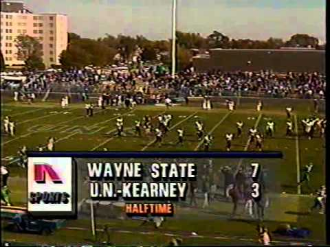 UNK vs Wayne State 1993 part 1