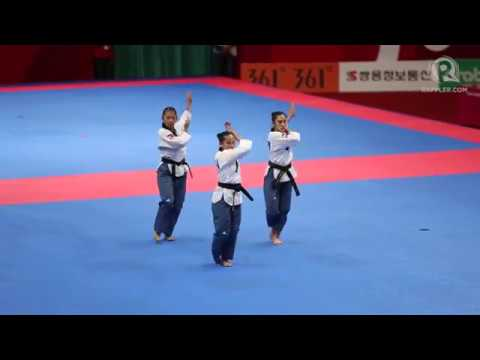 Asian Games 2018: PH Taekwondo Poomsae Teams Bag Country's First Medals