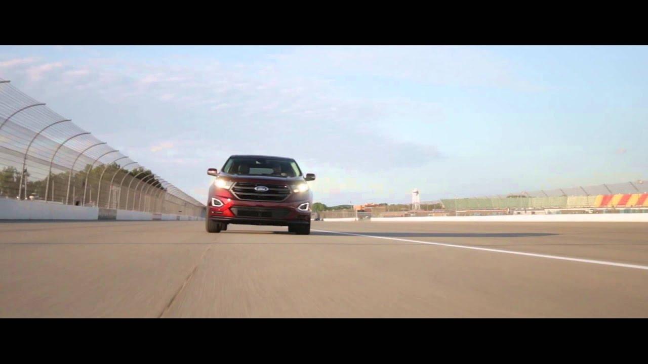 Webasto Ford Edge Sport Modifications Partners
