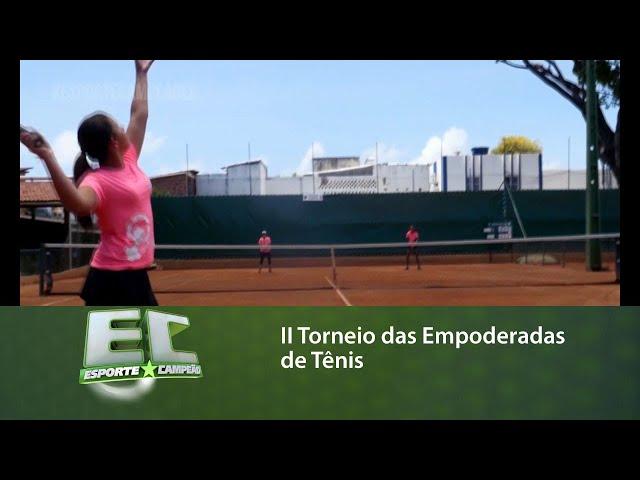 II Torneio das Empoderadas de Tênis