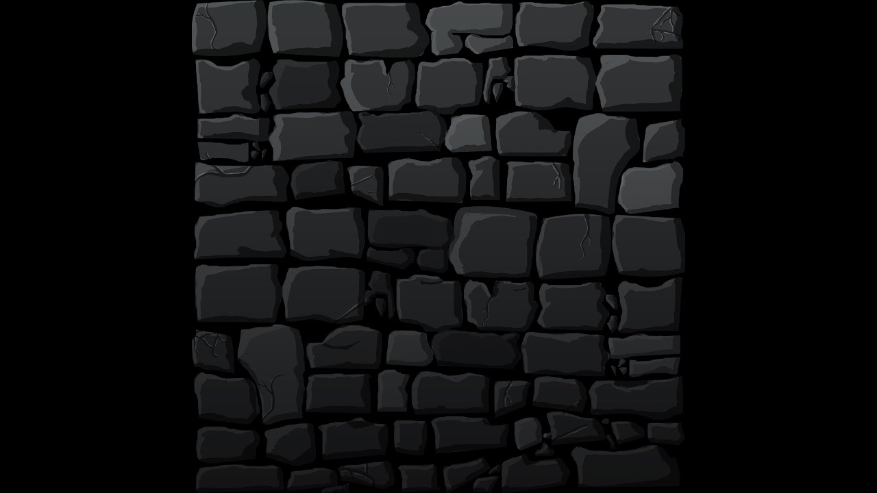 Texture Painting Stonewall