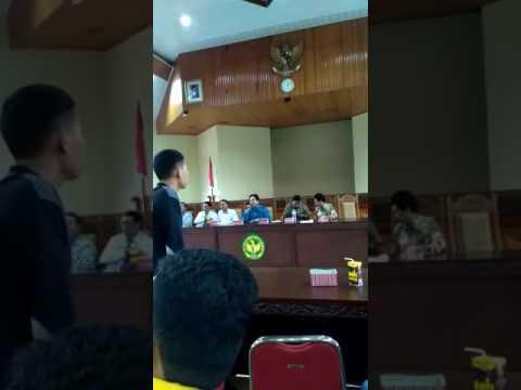 Insiden Pemukulan Mahasiswa di Kampus Universitas Palangka Raya