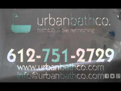 Bathtub Refinishing | Minneapolis, MN   Urban Bath Company, LLC