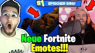 The NEW Fortnite Emotes are here! + Their real life original references