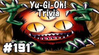 Yugioh Trivia: The Story Of Sangan - Episode 191