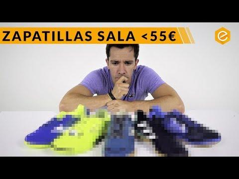 Danubio manual diferente  MEJORES ZAPATILLAS DE FÚTBOL SALA BARATAS - YouTube
