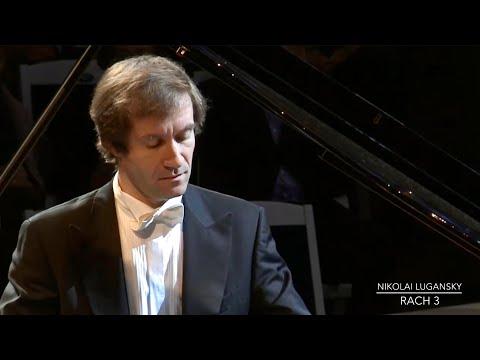 Lugansky - Rachmaninoff Piano Concerto No. 3