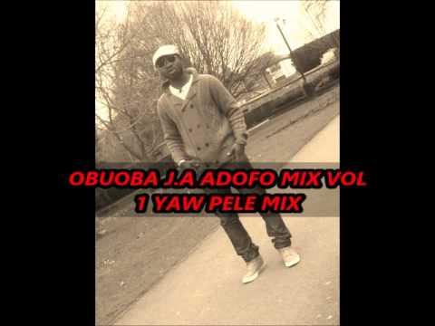 OBUOBA J.A ADOFO MIX VOL 1