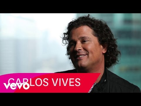 Carlos Vives - VEVO News Interview