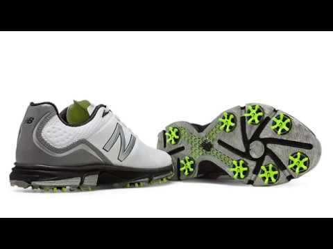 c324d30e65391 New Balance NBG3001 Golf Shoes at the 2017 PGA Show - YouTube