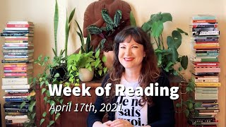 Week of Reading | Apr 17th, 2021