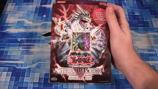 Yugioh Dinosaurs Rage Special Structure Deck Opening - Five Headed Dragon Promo