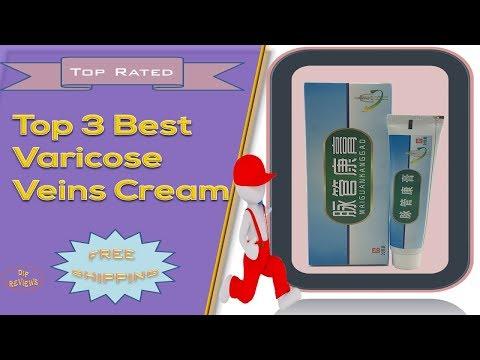 Top 3 Best Varicose Veins Cream