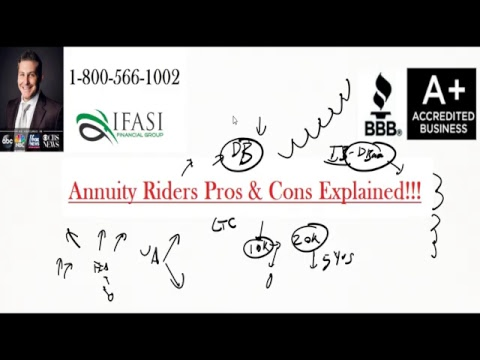 Hybrid Annuity Riders Tampa Florida