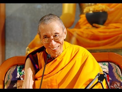 How to accomplish the final goal - Venerable Geshe Kelsang Gyatso