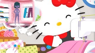 Let's PlaY Fashion star Hellow kitty#1/Звезда моды Hello Kitty#1