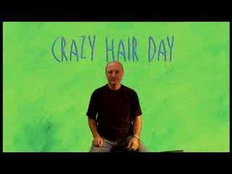 Barney Saltzberg, Crazy Hair Day