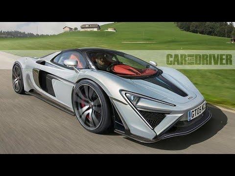 McLaren Cars Production2019 McLaren BP23: A Three-Seat, Mind-Bending Hybrid Hypercar