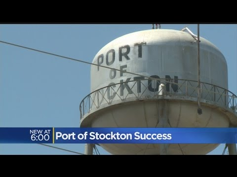 Port Of Stockton Projects Aim To Bring More Jobs To Area