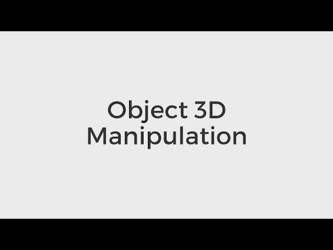 XPression U: Object 3D Manipulation (Basics 102)