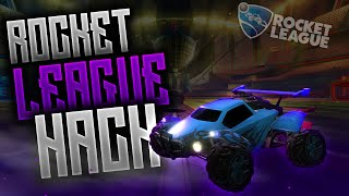 How To Hack Rocket League Level PC