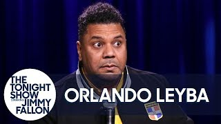 Orlando Leyba Stand Up