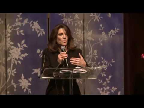 How To Place Your Future In The Hands of God | Marianne Williamson